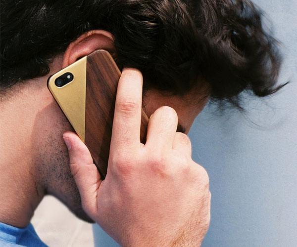 Native Union Clic Metal Case for iPhone