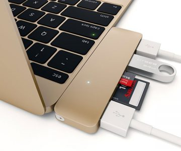 Satechi USB 3 in 1 Hub