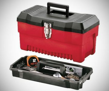 Stack On Multi Purpose Tool Box