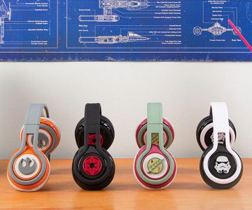 Star Wars STREET OnEar Headphones