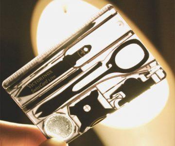 Victorinox Swiss Card Pocket Multi Tool