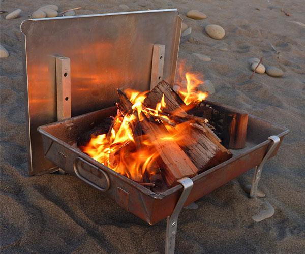 Wilderness Fire Pan