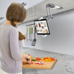 Adjustable Mount Stand for iPad and Tablets