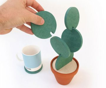 Cacti Coasters