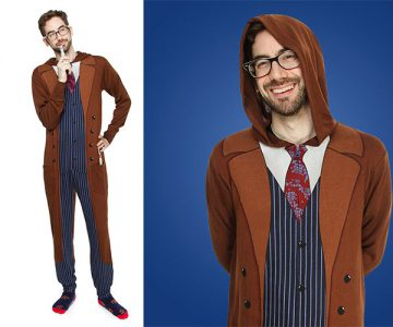 Doctor Who 10th Doctor Lounger