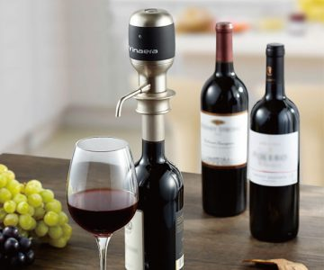 Vineara Electronic Wine & Spirit Aerator Dispenser