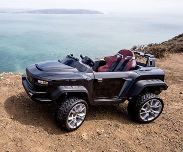 HENES Broon 4X4 Ride on Car