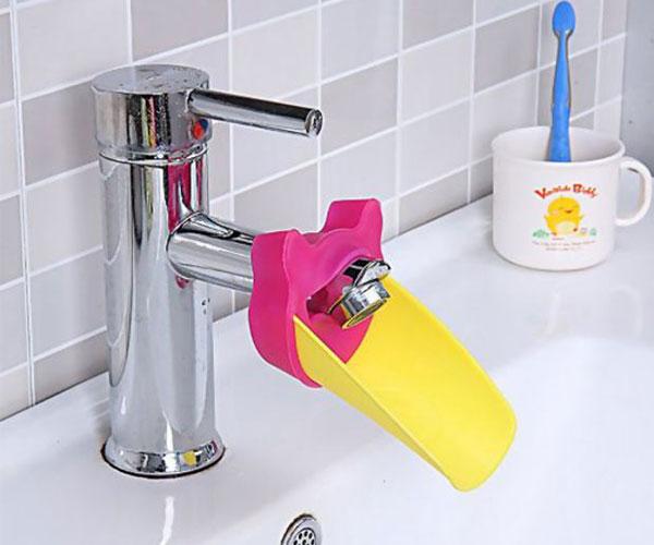 sink faucet extender cool sh t i buy 6 quot long flexible kitchen laundry sink faucet extender ebay