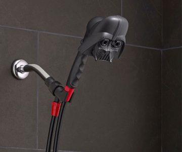 Star Wars The Force Awakens Darth Vader Shower Head
