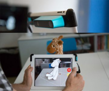 Structure Sensor 3D Scanner for iPad