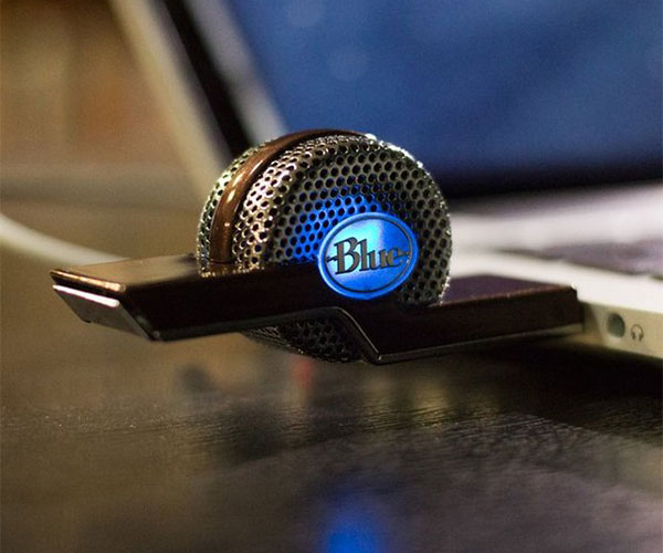 TIKI USB Condenser Microphone