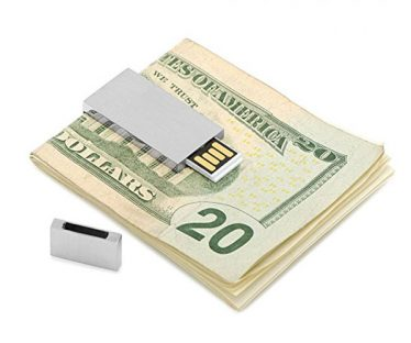 Fashion USB Flash Drive Money Clip