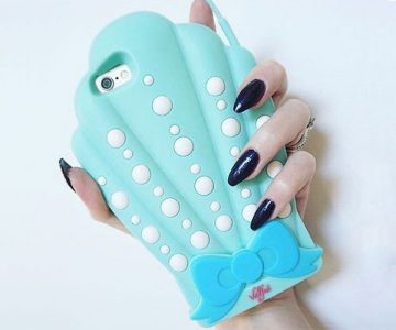 Under the Sea Shell 3D iPhone Case