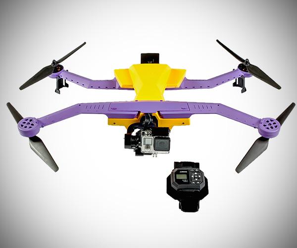 Auto-Follow Drone by AirDog - Gopro