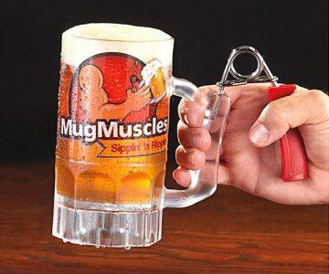 Mug Muscles Beer Mug