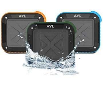 Portable Outdoor and Waterproof Speaker by AYL