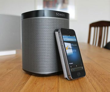 SONOS PLAY 1 Smart Speaker for Streaming Music