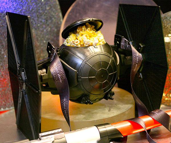 Star Wars Force Awakens PopCorn Bucket