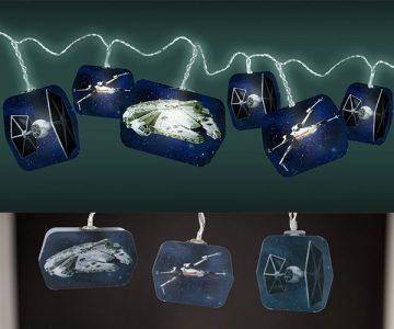 Star Wars LED String Lights