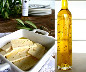 23 Carat Gold Infused Olive Oil