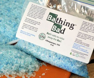 Bathing Bad Bath Salts