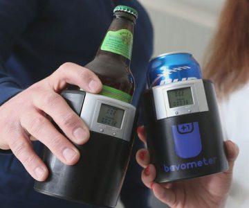 Bevometer Beer & Drinks Counting Koozie