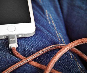 LifeStar Handcrafted Designer Lightning Cable