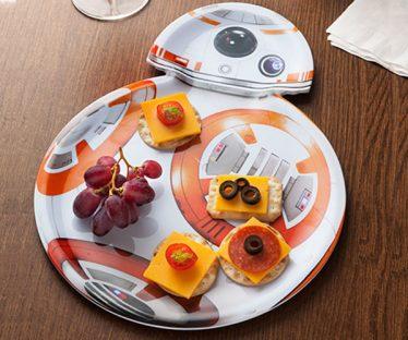 Star Wars BB-8 Serving Platter Plate