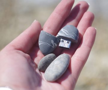 Stone USB Flash Drive