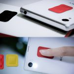 Air Button Smart NFC Button for Smartphones