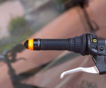 WingLights Bicycle LED Turn Signal Indicators