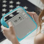 Triby Alexa Enabled Portable Speaker
