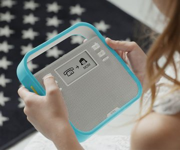 Triby Alexa Enabled Portable Speaker