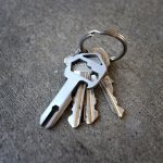 Titanium Multi-Tool Key by MyKee