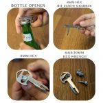 Titanium Multi-Tool Key by MyKee