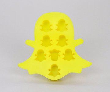 Snapchat Ice Tray