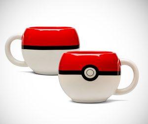 The Pokemon Ball Mug