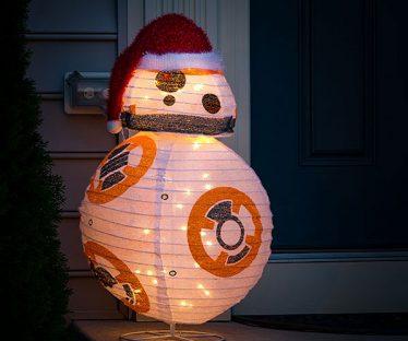 Star Wars BB-8 Lighted Ornament