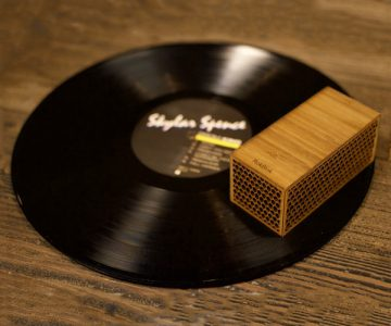 RokBlok Wireless Record Player