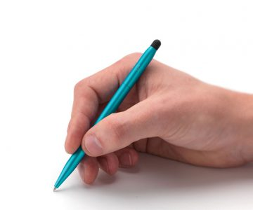 DUO The Ultimate Everyday Ballpoint Pen and Stylus