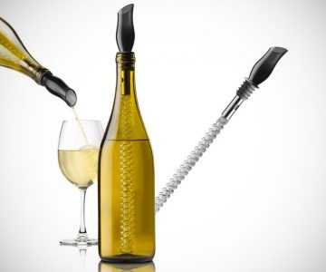 Kool Twister Wine Bottle Chiller
