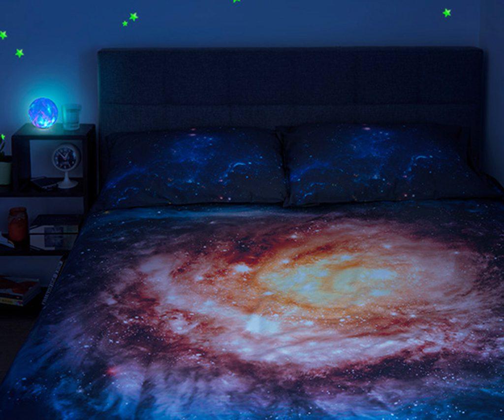 Galaxy Bedding Duvet Set