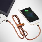 Gaoye Leather Lightning Cable
