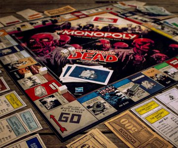 Monopoly The Walking Dead