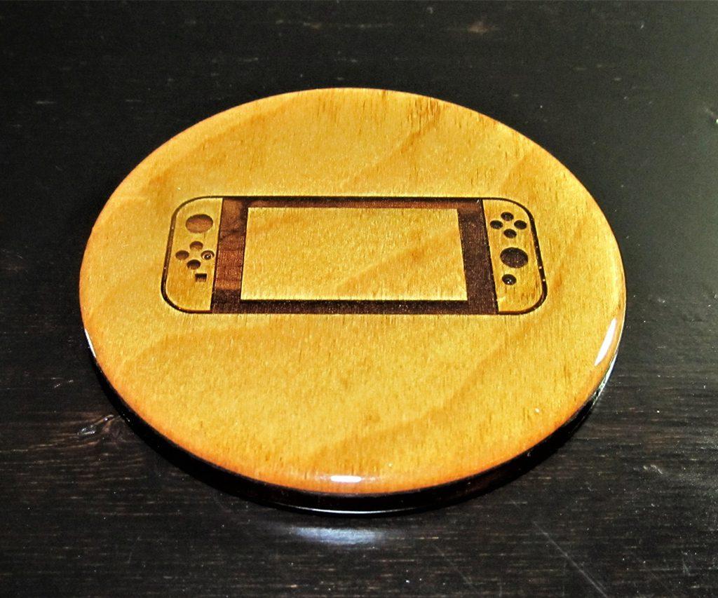 Nintendo Switch Coasters