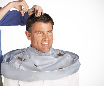 The Hair Cutting Umbrella