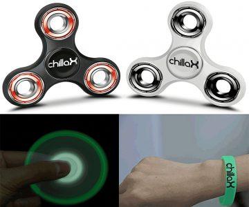 Chillax Fidget Spinner Fidget Toy