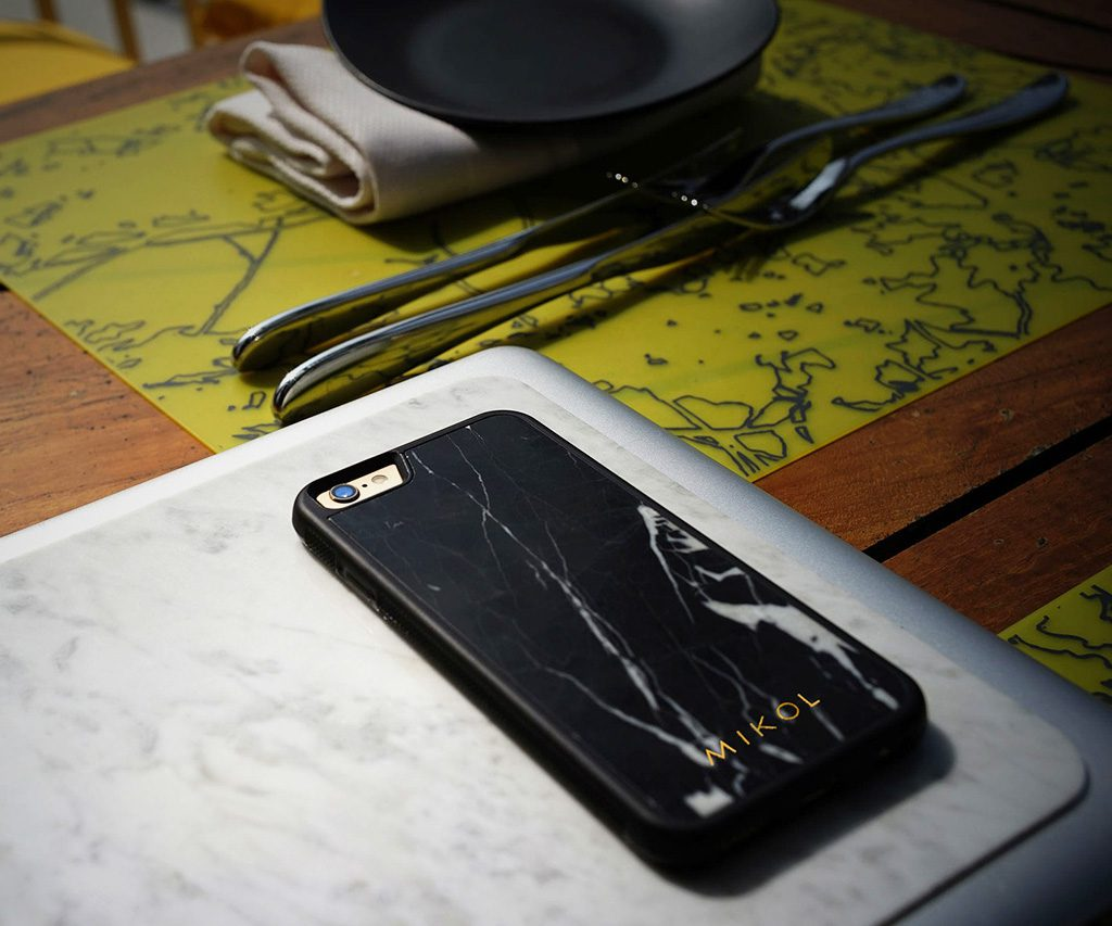 Handcrafted Marble iPhone 7 Case