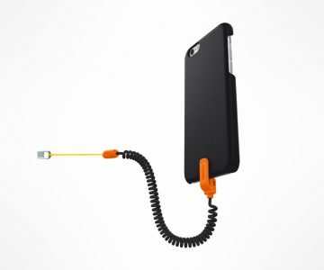 Kenu Highline Security Leash and Protective Case for iPhone