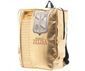 Nintendo The Legend of Zelda Cartridge Backpack